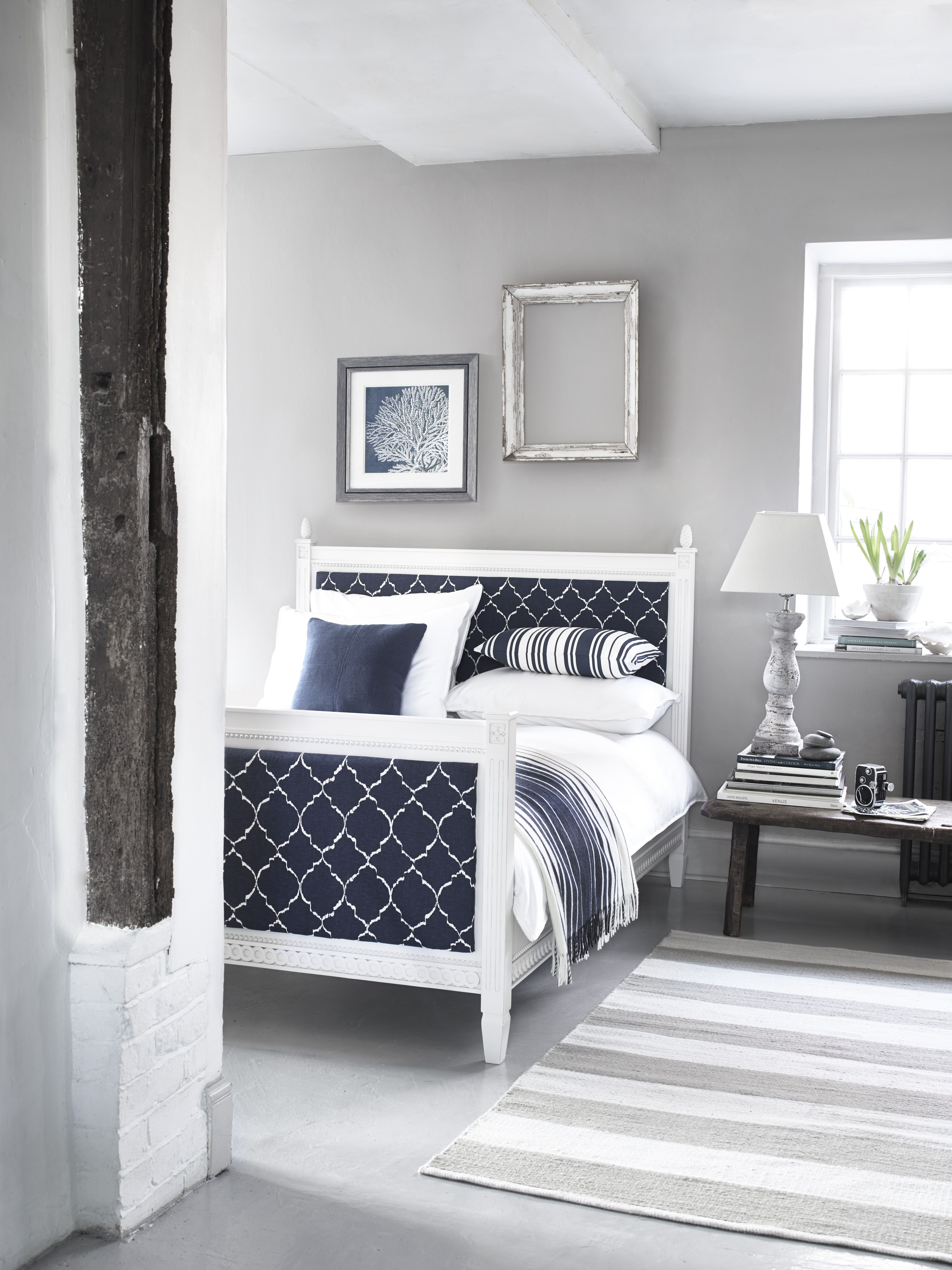 nail tones color favorite pin headboard my blue tufted navy button upholstered