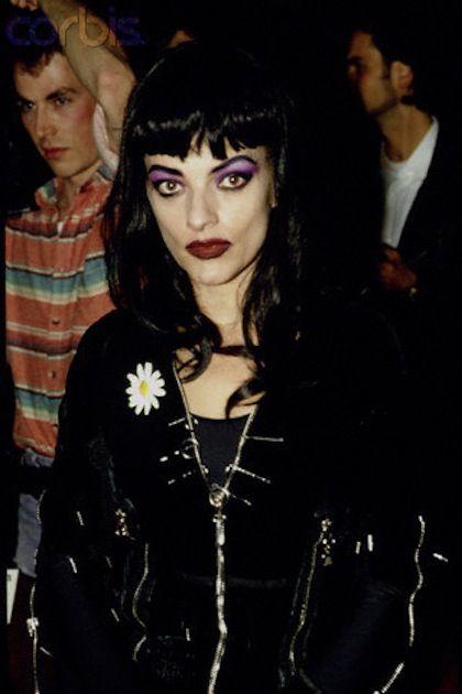 Nina Hagen for Vivienne Westwood, 1994. Photo by John van Hasselt