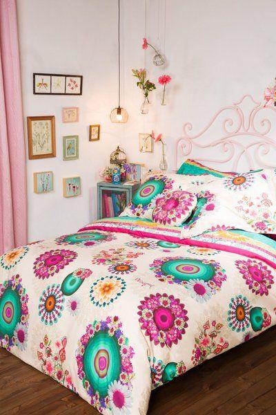 Funda Nordica Desigual Japanese.Ropa Para Casa Y Pijamas In 2019 Deco Bedroom Decor Bed Decor