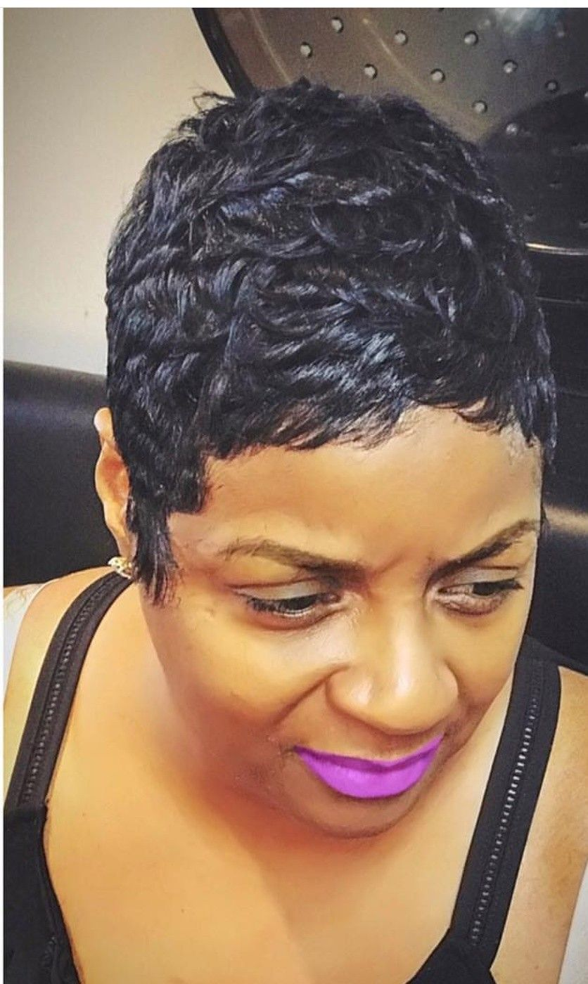 Pin By Neecee Phillips On Love My Short Hair Short Sassy Haircuts