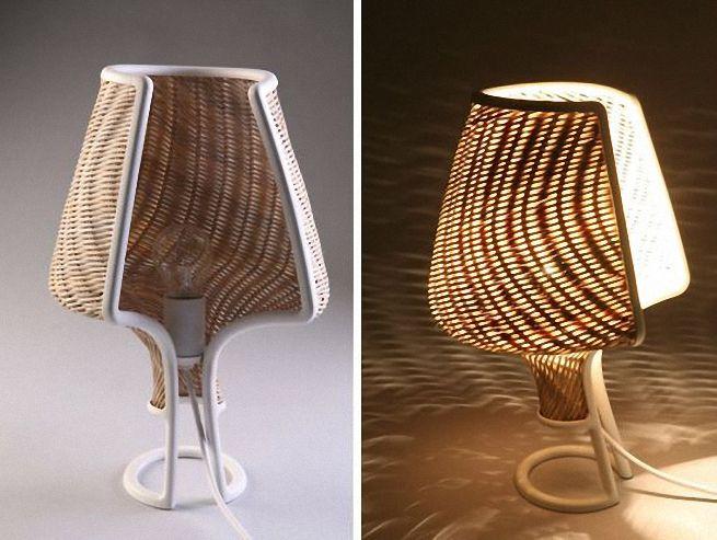 Дизайнерская лампа от Gil Sheffi из Bakery Studio