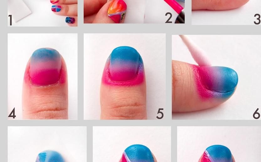 Cute Nail Designs For Teenagers To Do At Home Sallyhansentutorial How To Do Easy Nail Designs