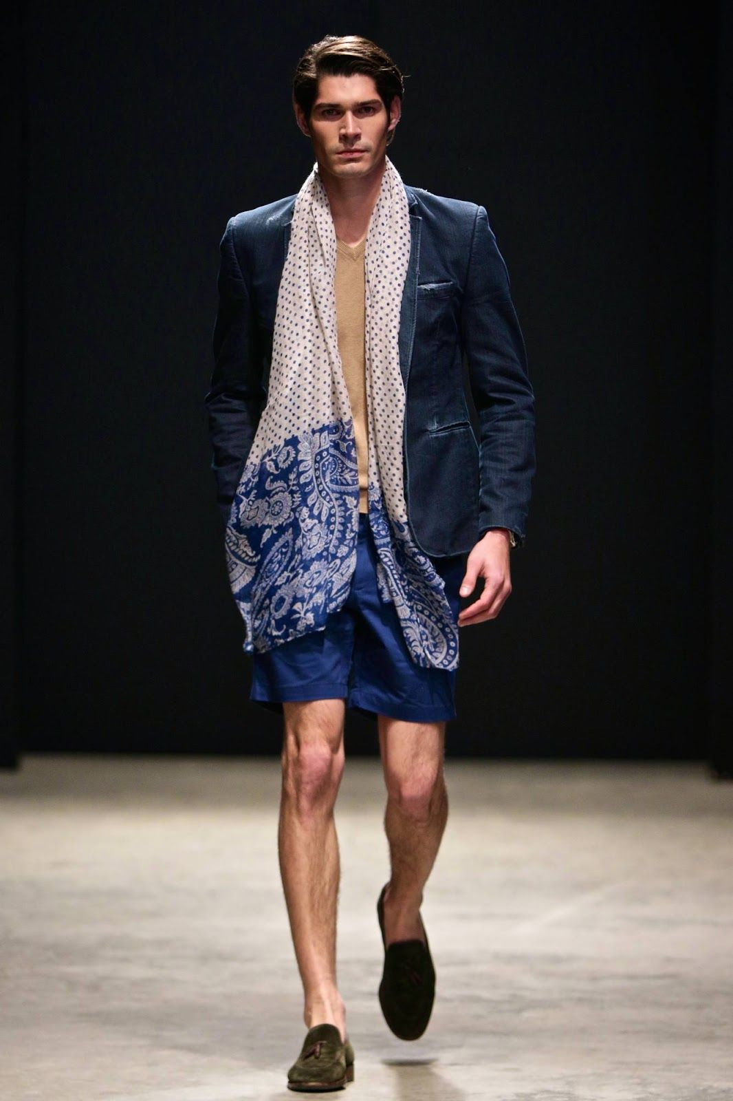 Issa Leo Spring-Summer 2017 - South Africa Menswear Week