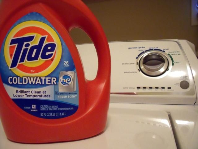 laundry what is he laundry detergent