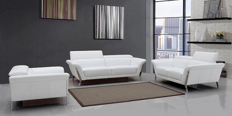 White Leather Sofas Sets White Leather Sofas White Leather Sofa