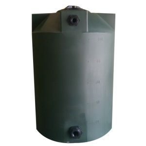 100 Gallon Plastic Water Storage Tank Great For Potable Water Storage Emergency Rain Water Agriculture Rai Water Storage Water Storage Tanks Storage Tank