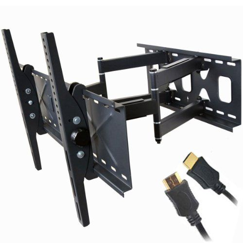 cool Sony BRAVIA 46 | VideoSecu Adjustable Articulating Arm