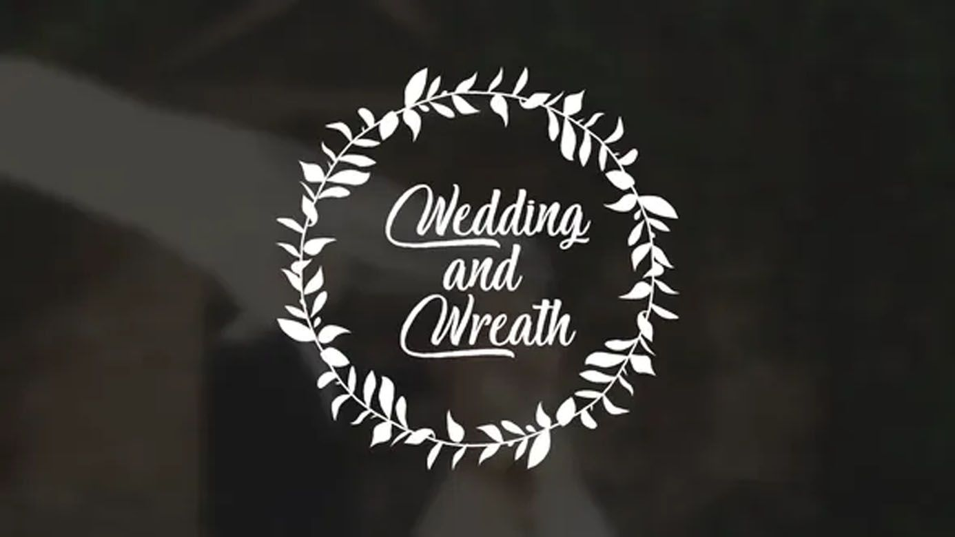 Wedding Titles After Effects In 2020 Wedding Titles Wedding Project Wedding