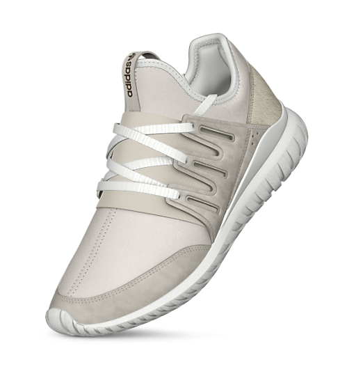 adidas shoes tubular radial beige color 641061