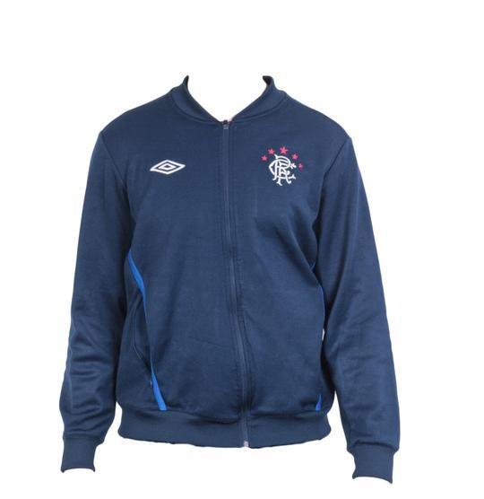 Rangers Fc Football Club Rare Umbro Mens Original Top Pre Owned