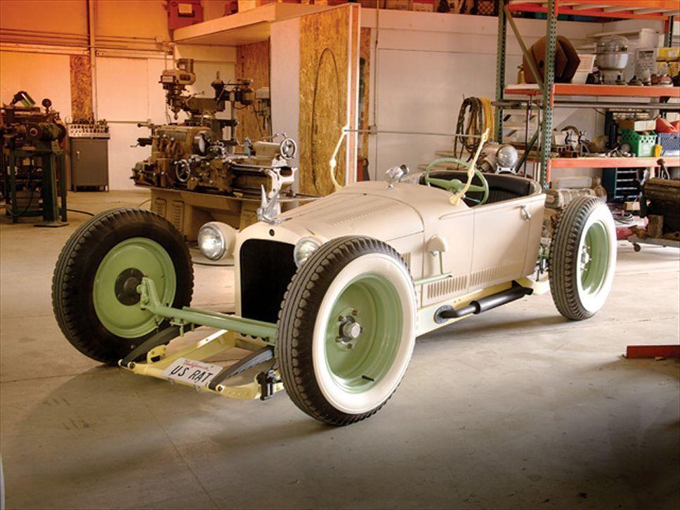1925 Dodge Roadster: