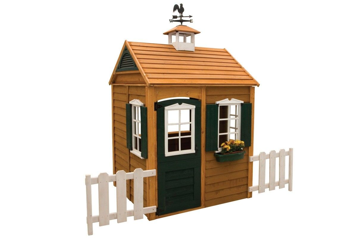 Bayberry Playhouse (With images) | Play houses