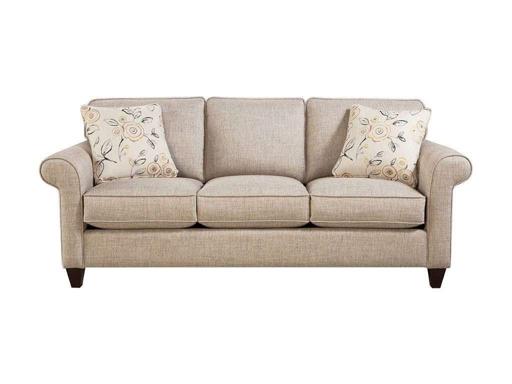 Shop For Cozy Life Sofa 742150 And Other Living Room Sofas At Your Closest Cozy Life Dealer Classic Fa Cushions On Sofa Craftmaster Furniture Sofa