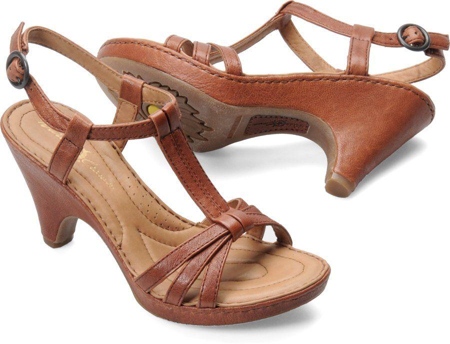 a192792c32fc Born Womens Myndy in Dark Brown on bornshoes.com