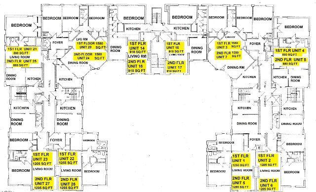 Image for 20 Unit Apartment Building Plans | Architecture ...