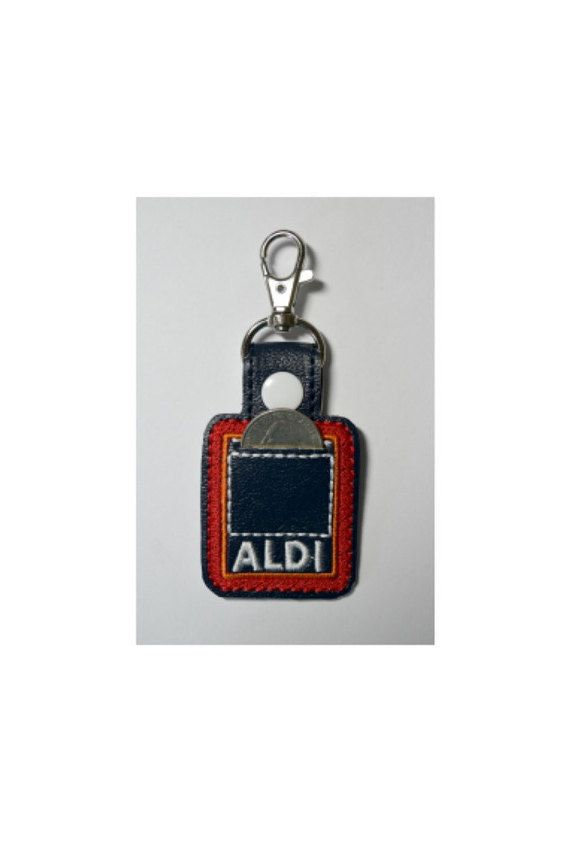 Keychain Snap Tab Quarter keeper Quarter Keeper keychain