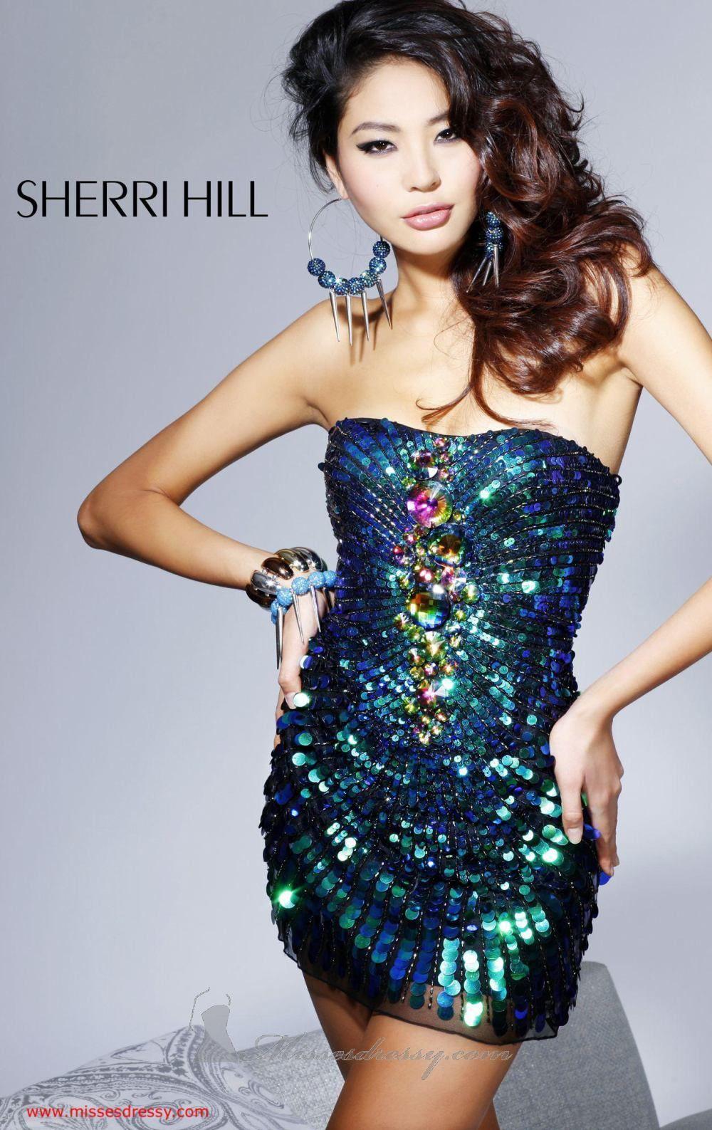 sherri hill dress missesdressy twenty one