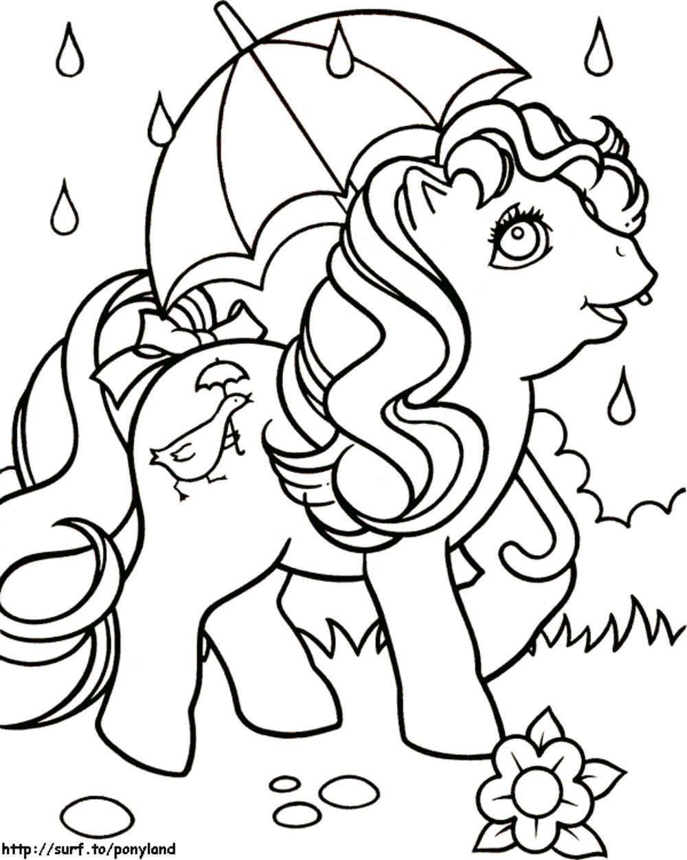 my little pony coloring pages printable kids colouring pages - Ree Printable My Little Pony Coloring Pages