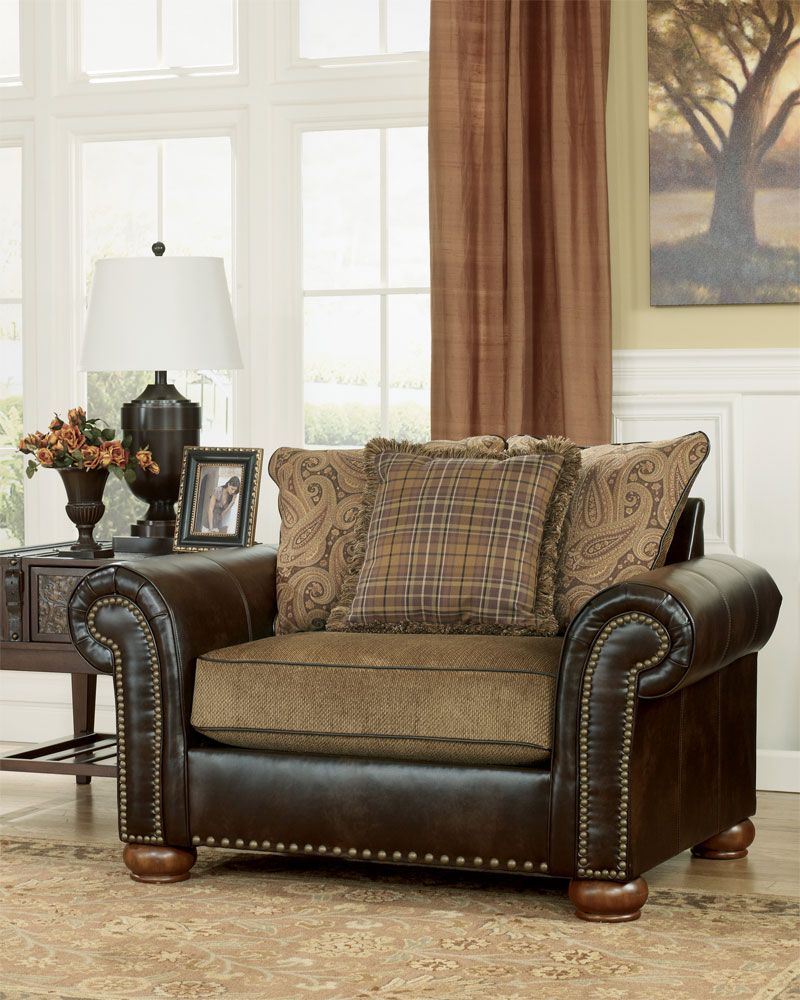 409 99 Signature Design By Ashley Briar Place Antique Chair