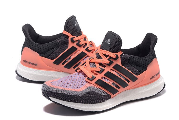 a981a870cd6f1 ... st womens shoes blue coral grey 5b646 90ec2  coupon for adidas women  ultra boost running shoes grey orange light purple 7409a b0b29