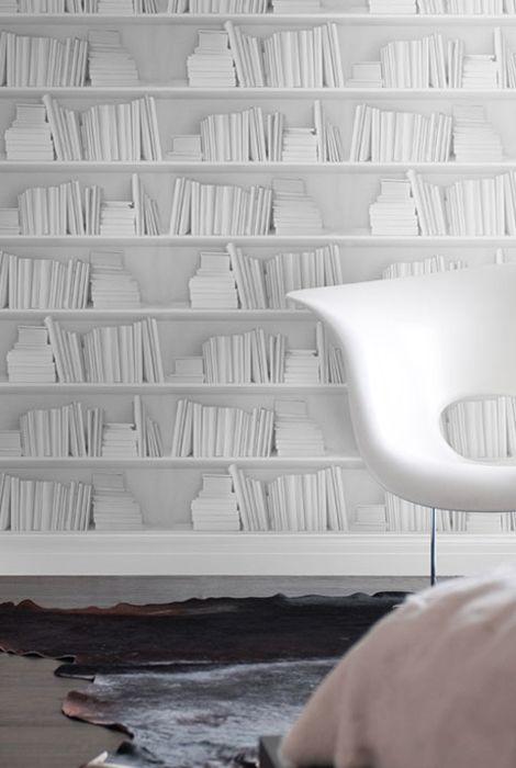 wallpaper wallpaper boekenplank boek behang wit behang boekenplank muur boekenplank ontwerp