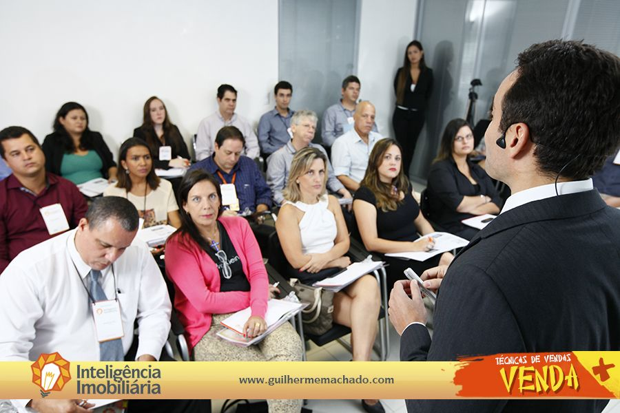 Workshop: Venda + e desperte o vendedor extraordinário que há em você (03 e 04/04/2013)