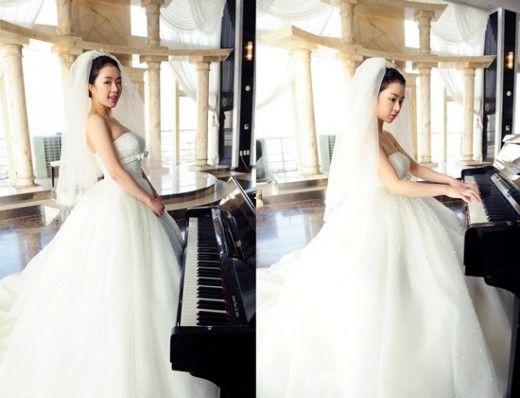 Seo Woo Wedding Dress When Tomorrow Comes
