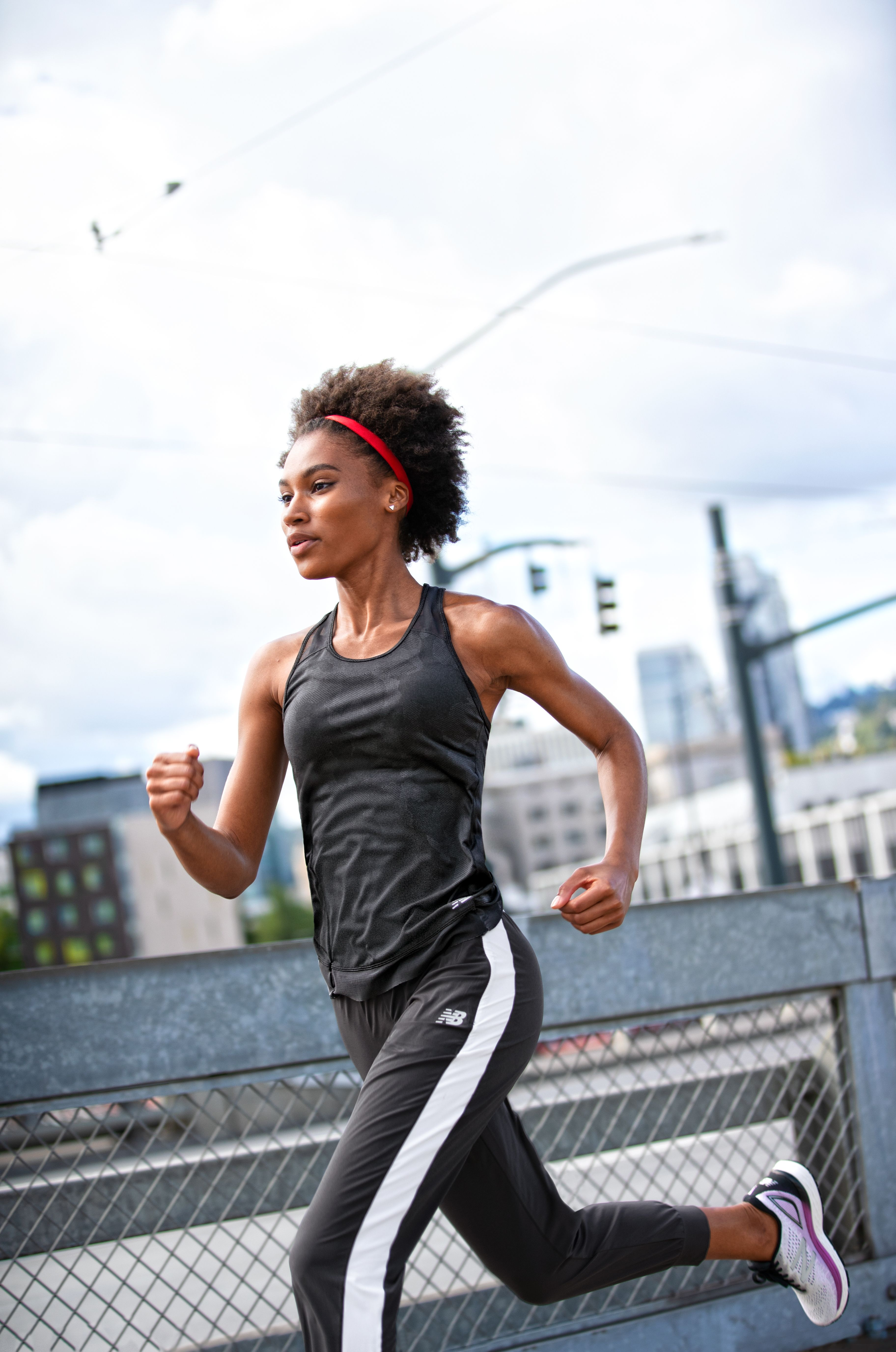 59c419bbf0d70 Breathe easy when your run heats up in the women's Q Speed Breathe Tank.  Built for superior ventilation, the flattering athletic fit is made with  highly ...