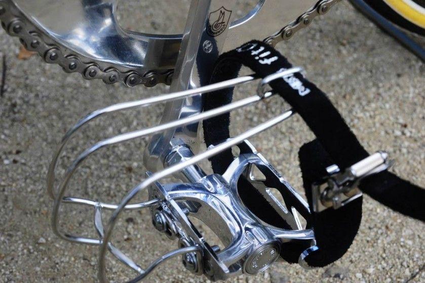 MKS NJS Adjustable Toe clips