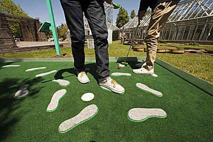 When Artists Take on Mini Golf — Magazine — Walker Art Center | Putt ...