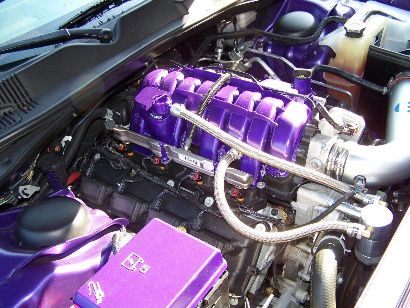 Engine Dress Up Dodge Challenger Forum Challenger Srt8 Forums Challenger Srt8 Challenger Mopar Muscle Cars