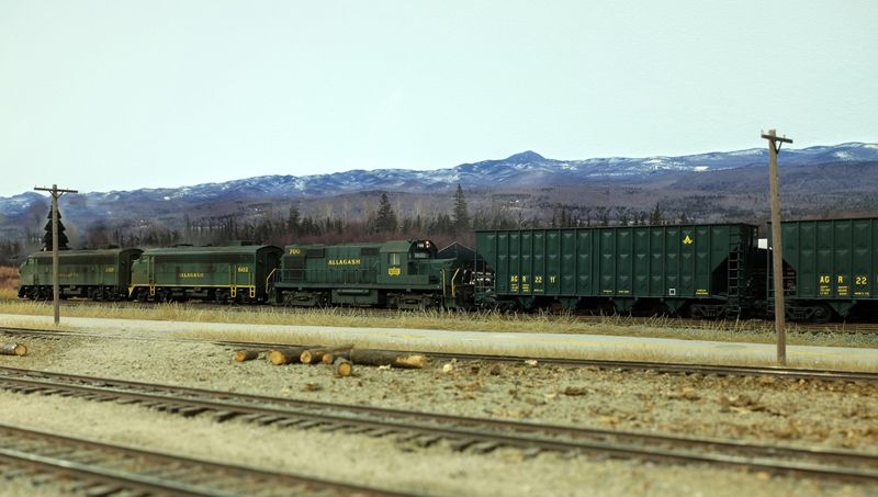 Mobili confalone ~ Mike confalone s allagash railway railfan images from new sharon
