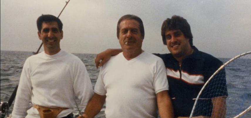 Colombo; Carmine Sessa & Greg Scarpa
