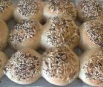 Yummy Multigrain Breadrolls