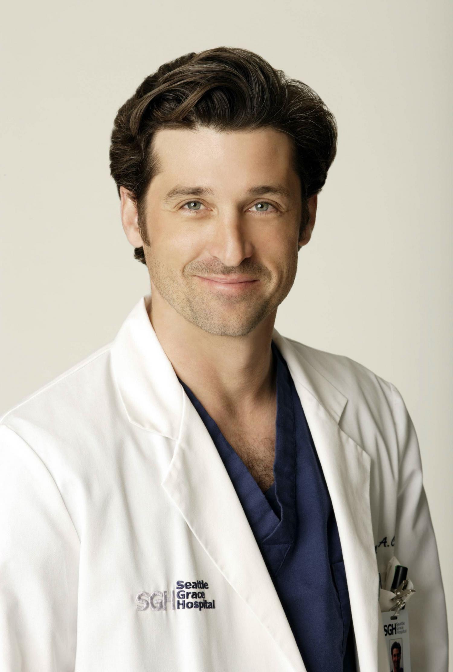Grey\'s Anatomy | Famous People | Pinterest | Derek shepherd, Anatomy ...