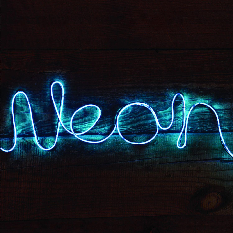 Fizz Diy Neon Sign With Images Neon Signs Diy Neon Sign Neon