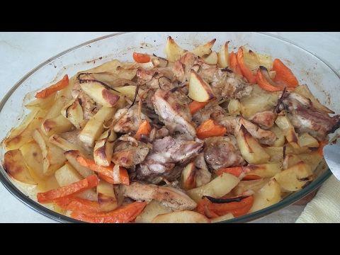 (3) Жаркое по цыгански.Картофель с мясом - YouTube | Мясо ...