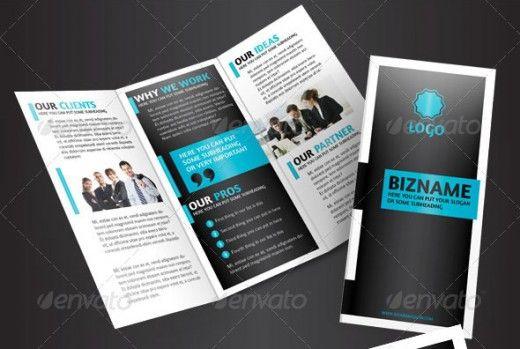 20 Cool 3 Fold Brochures Designs Inspiration | DesignDune ...