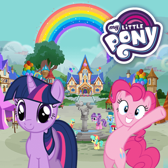 Pony Dolls, Games, Apps, And Videos - My Little Pony & Equestria Girls My Little  Pony, Little Pony, My Little Pony Videos