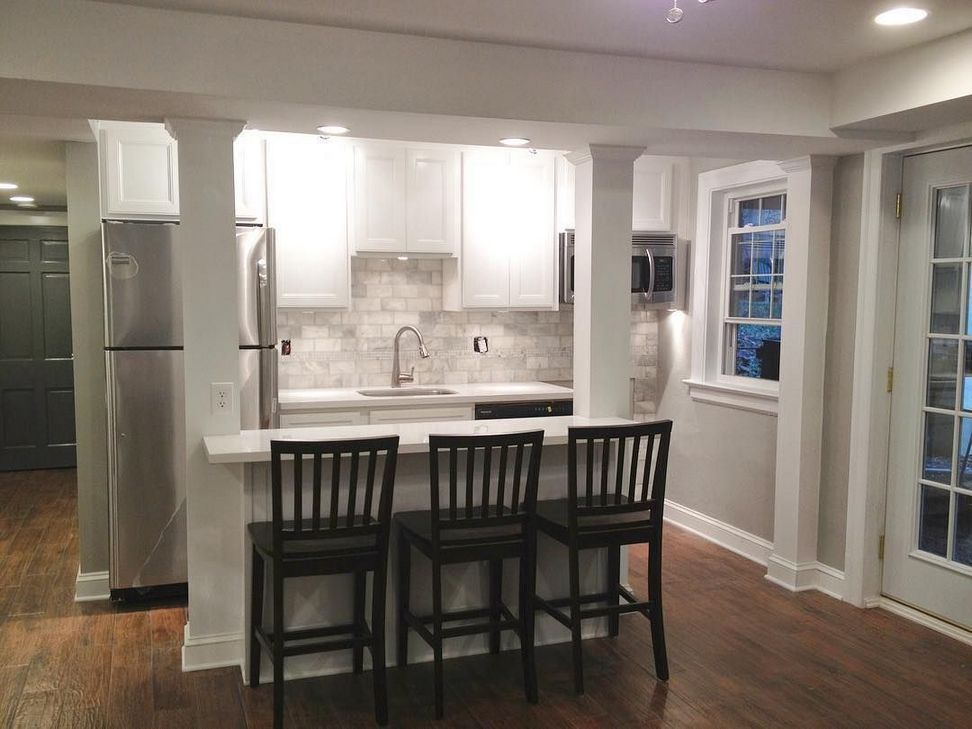11 the upside to small kitchen ideas with island open
