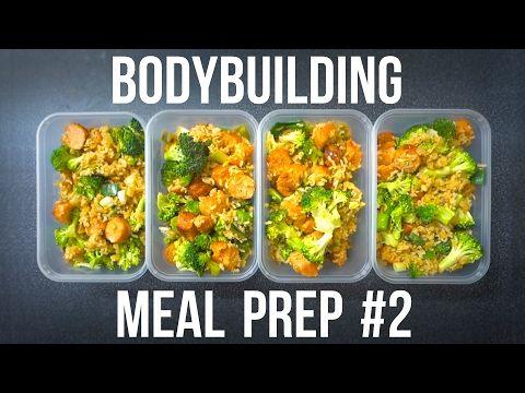 3 Vegan Bodybuilding Meal Prep On A Budget 2 Youtube Meal Prep Bodybuilding Vegan Bodybuilding Diet Vegan Meal Plans