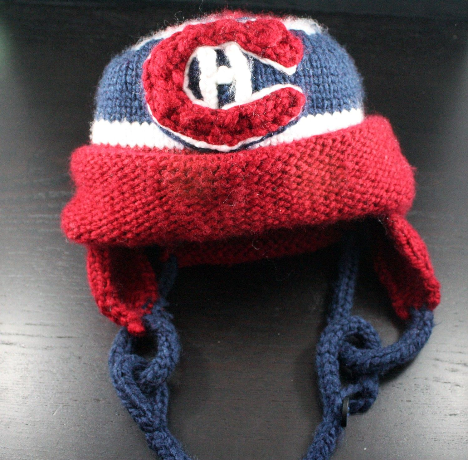Knit hockey helmet hat. | Helmet hat, Hats, Hockey hats