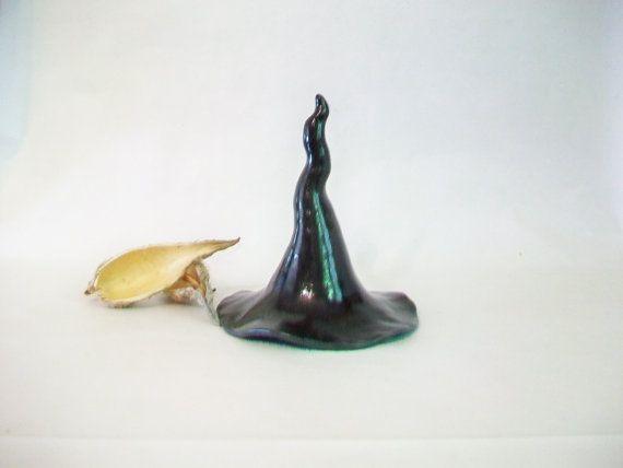 Halloween Decor, Decoration, Witch Hat - Ring Holder - She\u0027s Melting - life size halloween decorations