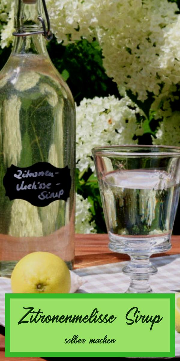 Photo of Zitronenmelisse Sirup selber machen || Schritt für Schritt Anleitung || Juni 2020