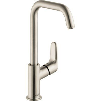 Hansgrohe Focus Single Hole Standard Bathroom Faucet In 2020