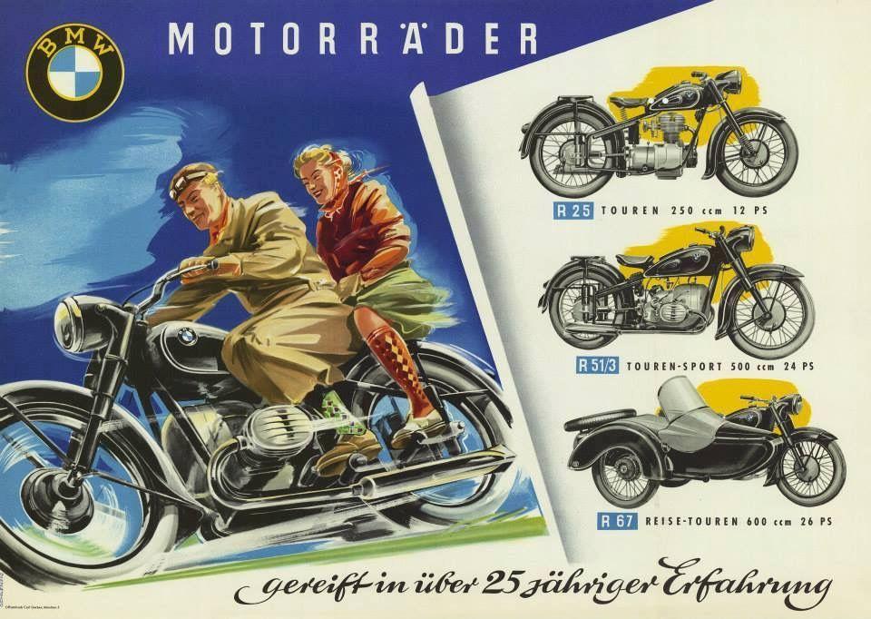 Pin von Luc Blocken auf BMW Vintage Moto\'s | Pinterest | BMW, BMW ...