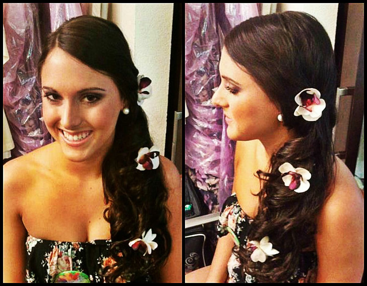 Best 25 Winter Wedding Hairstyles Ideas On Pinterest: Best 25+ Bridesmaid Side Ponytails Ideas On Pinterest