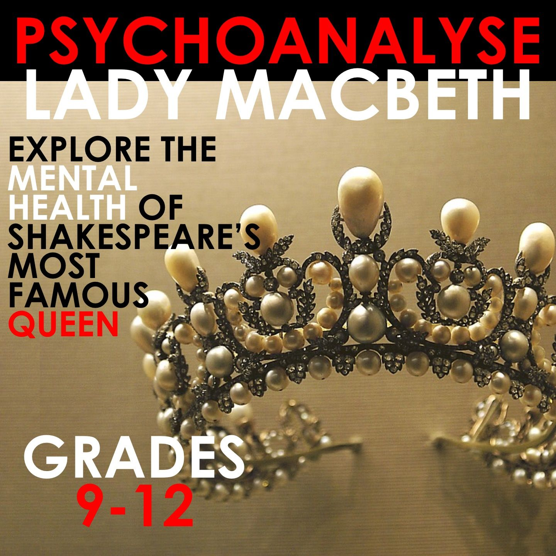 Psycho Ysis Of Lady Macbeth