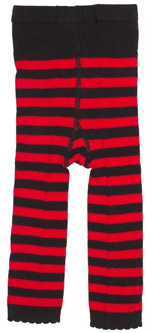 Sourpuss Pink /& White Striped Baby Leggings from Clothing