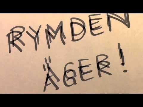 """""""Rymden äger"""", rymdsång till """"The fox"""", av 2A på Arbråskolan (2014). - YouTube"""